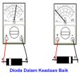 Cara Mengukur Dioda Dengan Multitester Jarum