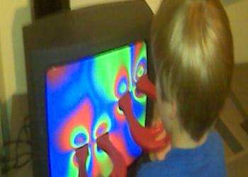 Cara Mengatasi Warna Ungu Layar TV Akibat Terkena Magnet