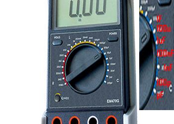 Cara Mengukur Kapasitor Dengan Menggunakan LCR Meter