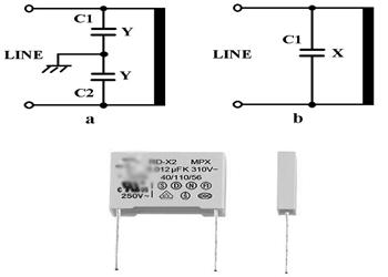 Cara Memasang Kapasitor X2 Untuk Mencegah Spark