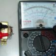 Cara Mengukur Trafo Dengan Multitester Jarum Dan Digital