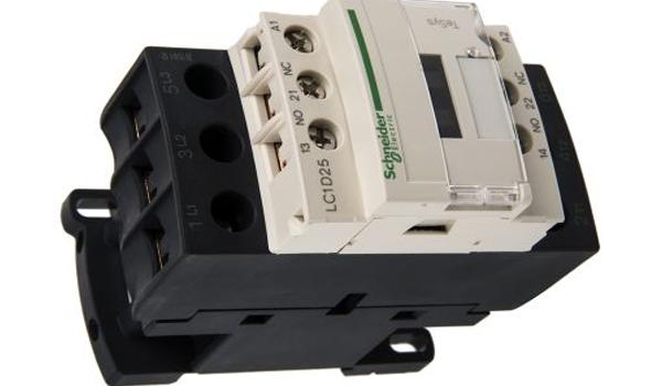 Skema Cara Memasang Kontaktor Schneider LC1D32 LC1D25